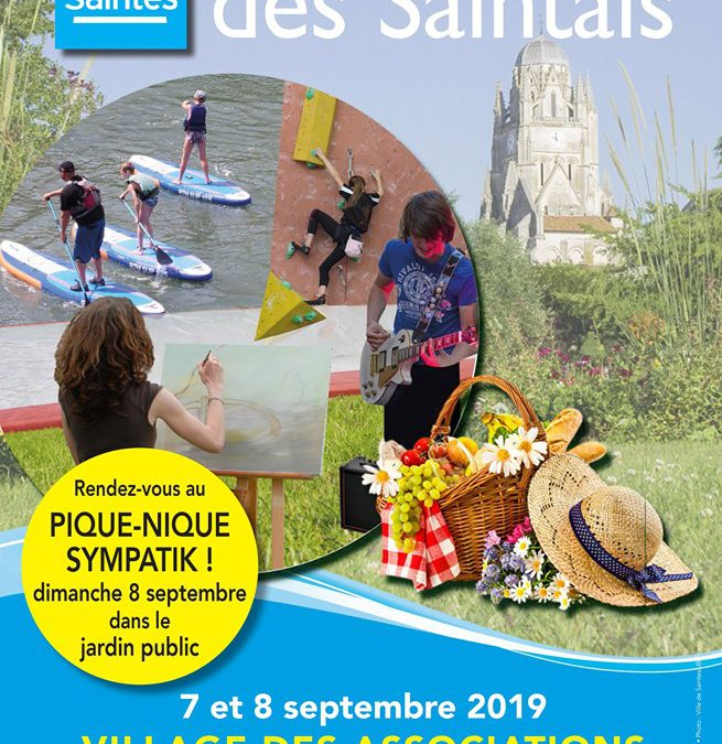 Village des associations 2019