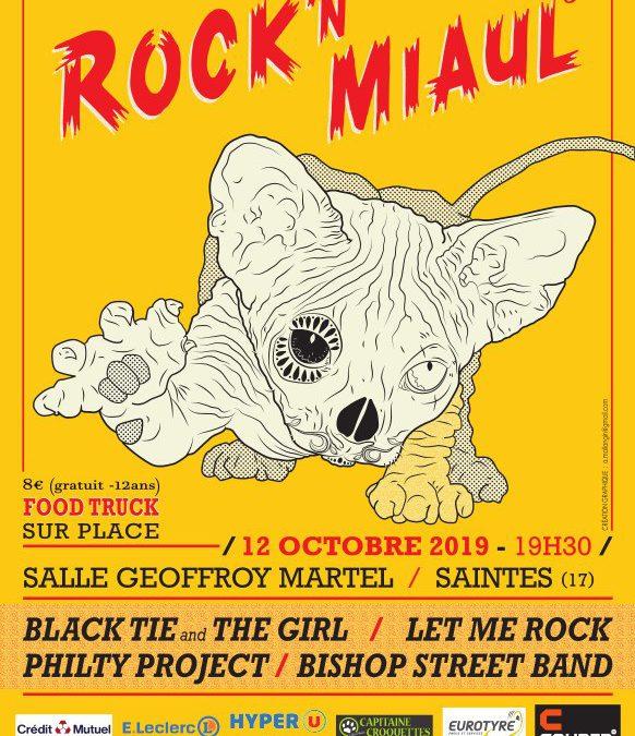 Le Rock 'N Miaul, cru 2019