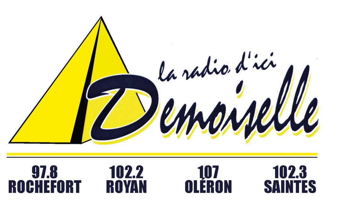 Passage sur Demoiselle FM